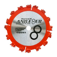 "230mm (9"") TCT Cluster (Ripper) Blade"